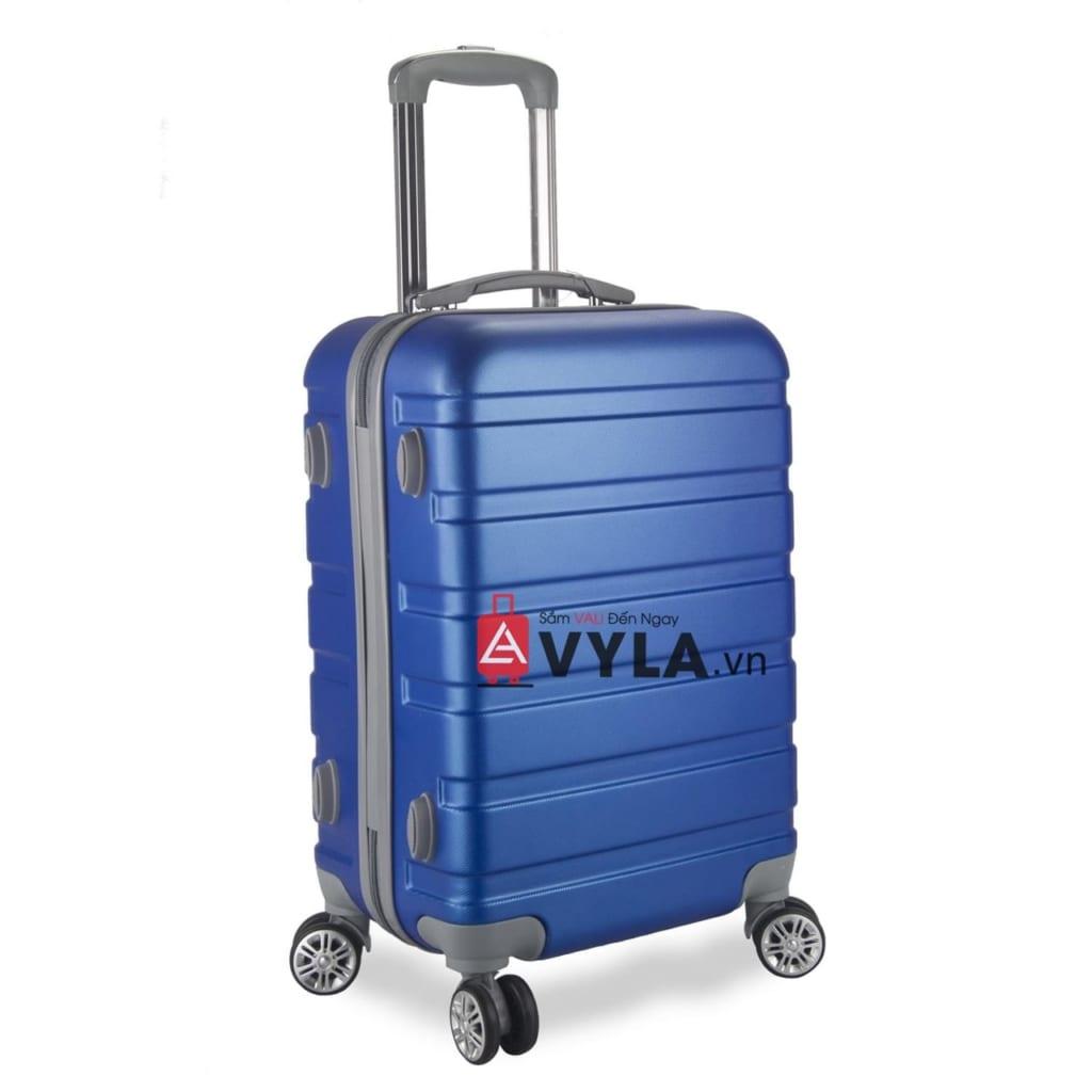 Thân hình chiếc vali rất nhỏ gọn