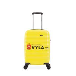 Vali kéo nhựa trơn vàng xanh giá rẻ tại tphcm