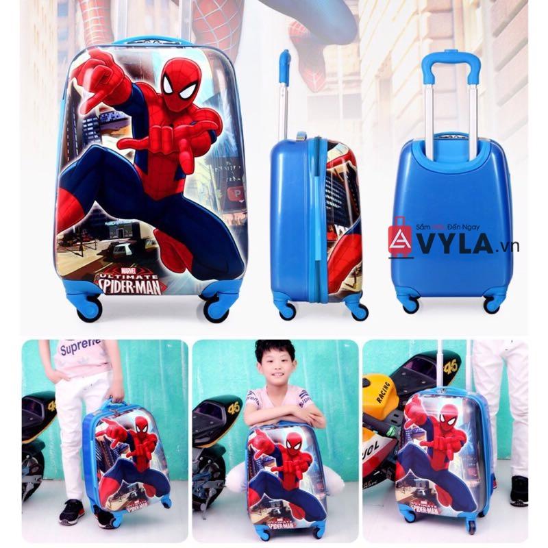 Vali trẻ em giá rẻ người nhện
