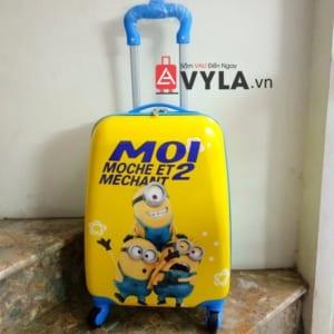Vali kéo trẻ em MOI