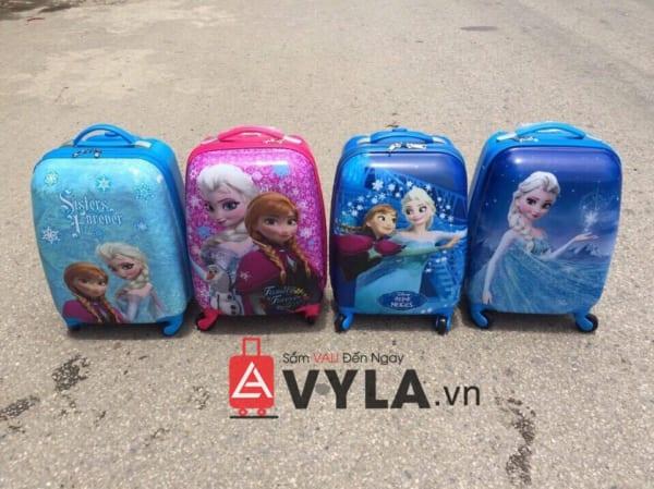 Vali trẻ em công chúa công giá rẻ