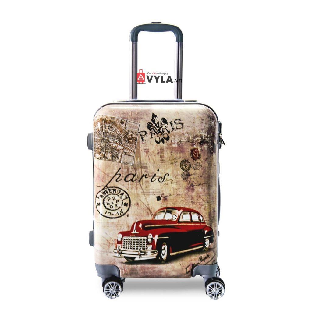 nên mua vali cỡ nào