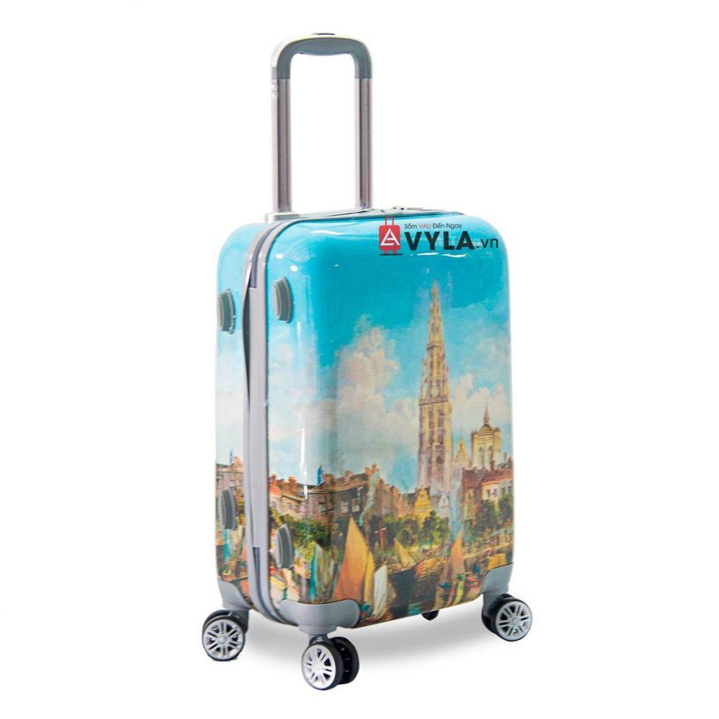 nên mua vali bao nhiêu inch