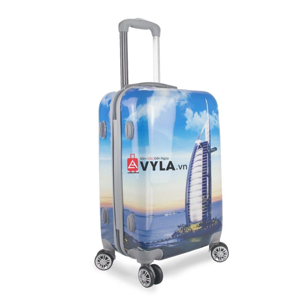nên mua vali kéo size nào