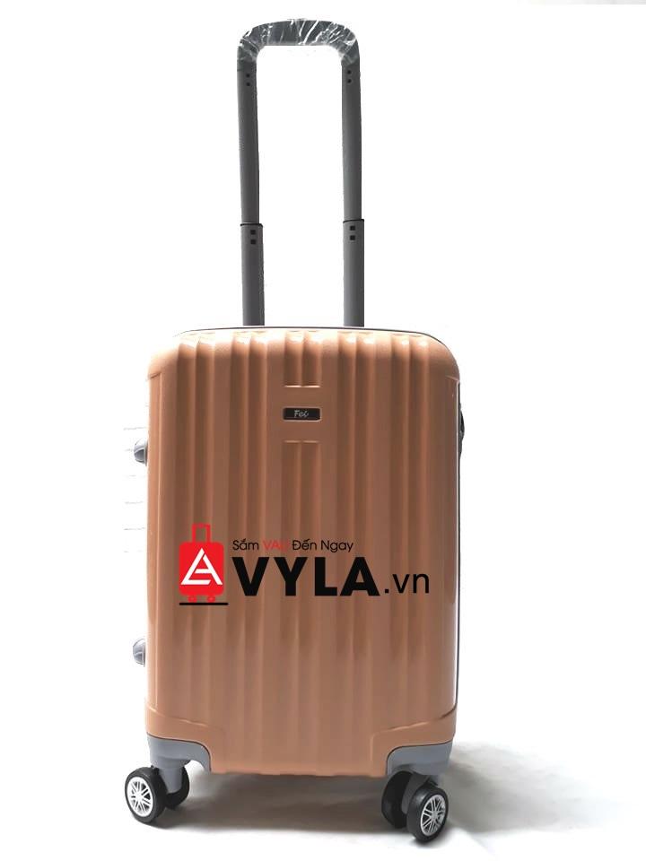 cách đổi mật khẩu cho vali