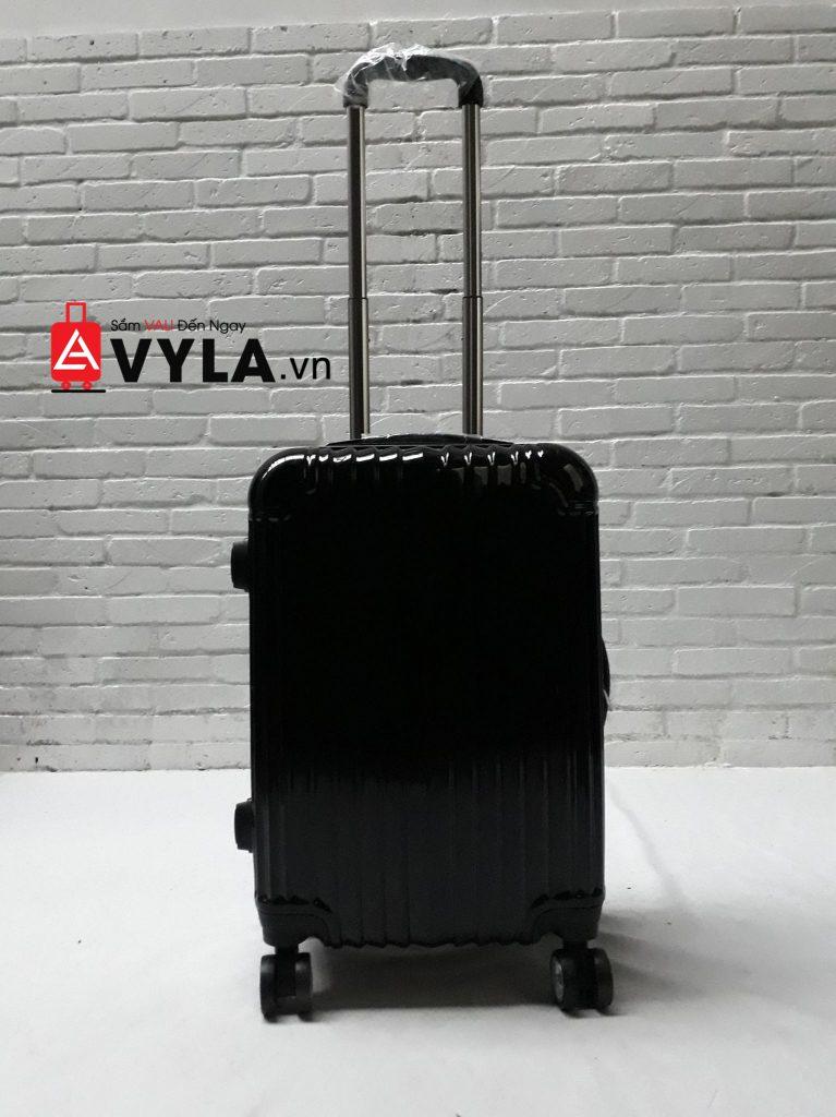 cách mở khóa vali mới