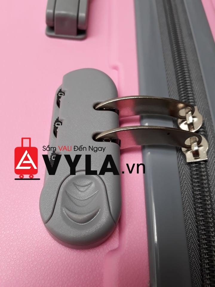 Cách đổi mật khẩu vali khóa 3 số