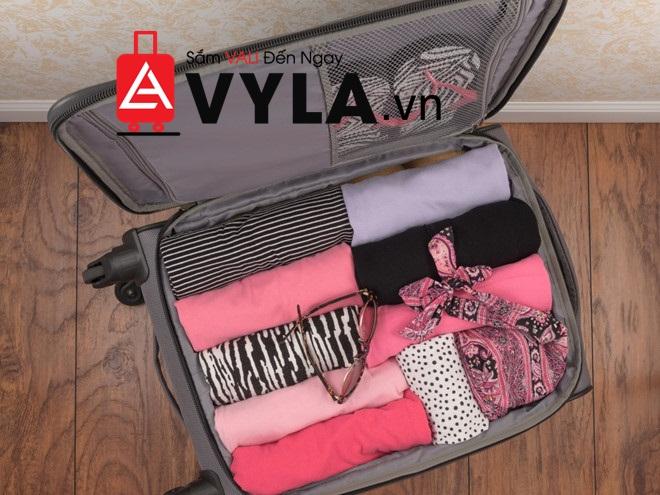 cách xếp đồ vào vali đi du học