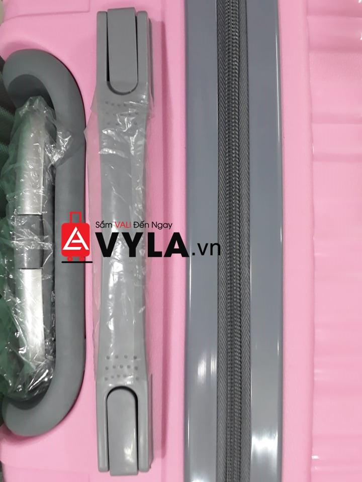 đổi mật khẩu trên vali
